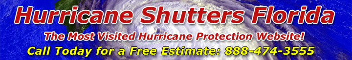 Cotton Hurricane Shutters