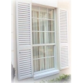 "High-Visibility Impact Colonial Shutter - Up to 140 MPH rated - 60"" x 45"""